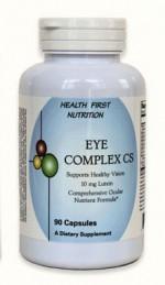 Eye Complex CS - the best vitamin for eyes